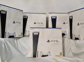 Brand New Sealed Sony PlayStation PS5 Disk Console