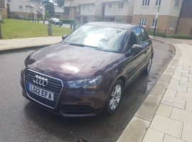 Audi A1, 2012 (12) red hatchback, Manual Petrol, 18,270 miles