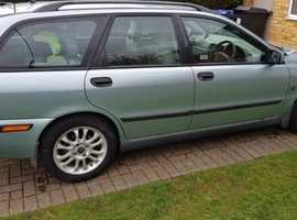 Volvo S/V40 SERIES, 2003 (53) Green Estate, Manual Petrol, 176 miles