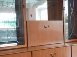 Wooden dresser for sale