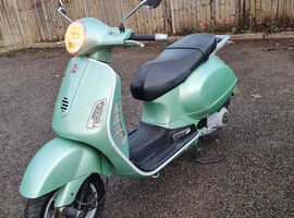 Nice little scooter