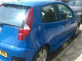 Fiat Punto, 2004 (54) dynamc sporting 1.2 8v 3 door hatchback abarth body kit