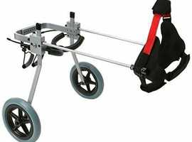 Best Friend Dog Wheelchair. For Medium size dogs. New. RRP £125.