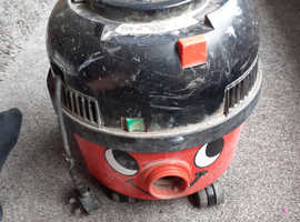 Henry hover for sale SPARES OR REPAIR