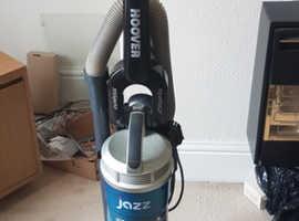 Hoover Jazz JA1600 Upright Bagless Vacuum Cleaner 1600W