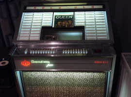 Rock Ola  jukebox