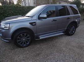 AUTO DIESEL Land Rover Freelander2  2.2 2012 (62) 4X4 SD4
