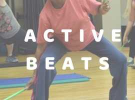Drumstick Fitness (Active Beats) - Female Fitness Programme.