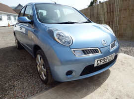 Micra Acenta 2009 (54000) MOT April 2020 No Advisories Open to Offers