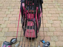 Ladies Golf Clubs Right Hand