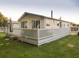 Private sale Willerby Clearwater lodge at Marlie Park, Kent