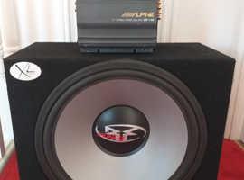 car stereo sound system