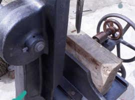 Vintage Mortise Machine