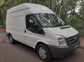 Ford Transit New Mot Mwb High Roof Drives Fine Clean Van