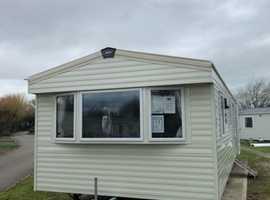 Brand new 8 berth caravan. Haven park, Burnham on Sea
