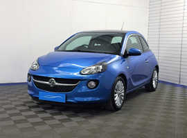 Vauxhall Adam Glam with No Credit Scoring Finance Available*