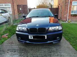 BMW 3 Series, 1999 (V) Blue Saloon, Manual Petrol, 160,200 miles