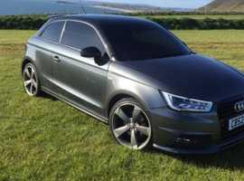 Audi A1, 2011 (61) Grey Hatchback, Manual Petrol, 72,000 miles