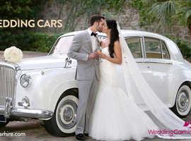 Wedding Car Hire in London