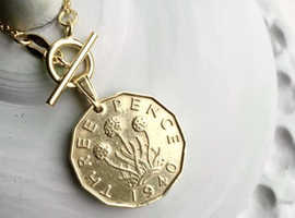 LOST COIN NECKLACE- 1940 logo