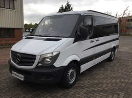 Mercedes Motorhome (LOCATION BLETCHLEY)