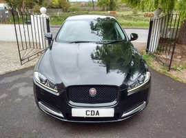 2013 JAGUAR XF 2.2 SE BUSINESS SALOON FJSH 2 KEYS FINANCE AVAILABLE