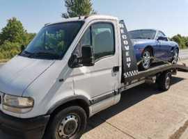 CHEAP CAR RECOVERY & TRANSPORTATION SERVICE