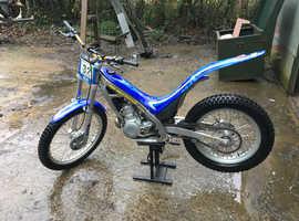 I've got 3 bikes for sale. 2 300cc trials bikes and my yz125 motorcross bike