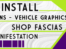Vehicle Signwriting | Van Decals | Van Stickers | Signage | Vehicle Livery | Van Graphics | Signs