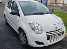 Suzuki Alto, 2013, 63,000 miles, FREE Tax, MOT (07/20)