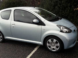 Toyota Aygo diesel new mot £20 year tax very very economical