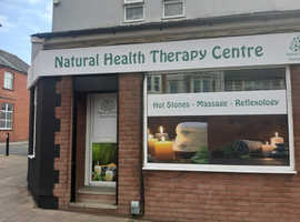 Natural health massage Barry