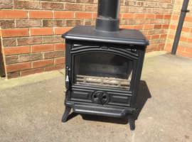 Wood burning/multi fuel stove