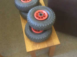 Kart Trolley Wheels