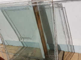 6mm Laminated safety glass panels