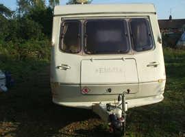 Touring Caravan Elddis Eqipe GT 350/2 2 Berth spotless no damp