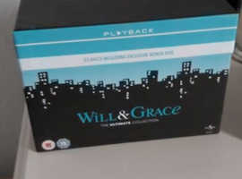 Will and Grace DVD Box Set