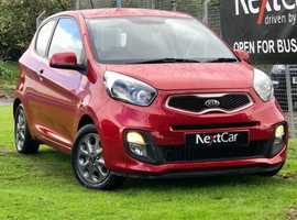 2013 Kia Picanto 1.0 City Edition, Zero Road Tax on this Lovely Low Mileage Picanto