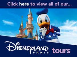 Disneyland Paris Short Breaks Holidays or Tour by Air