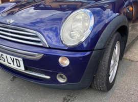 Mini MINI, 2005 (05) Purple Hatchback, Manual Petrol, 89,084 miles