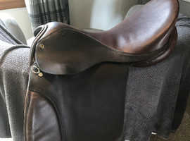 Fylde saddle