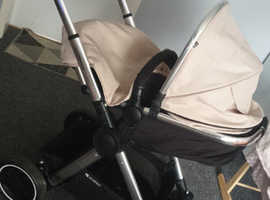 Mother care  journey  pushchair