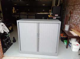 Roller Door Filing/Storage cabinet