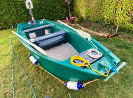 Superb Day Boat / Fishing Boat Nearly New