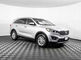Kia Sorento, 2016 (65) silver other, Automatic Diesel, 87500 miles