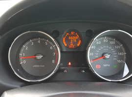 Nissan Qashqai Ntec, 2010 (10) Silver Hatchback, Manual Petrol, 66,200 miles