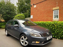 "2011 11 REG Volkswagen Passat 2.0 TDI BlueMotion Tech SE 5dr "" ESTATE "" HPI CLEAR """