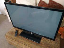 "Samsung 43""TV"