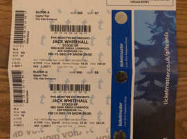 Pair of Jack Whitehall Tickets