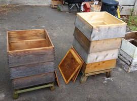 Wanted Old beekeeping boxes to restore.  Don't let them rot in your garden shed